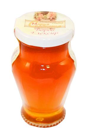 """Bienenhonig 7 Balkan-Kiefernhonig 240 g Bulgarischer Bienenhonig aus Kiefern wird auch """"manov med"""" genannt"""