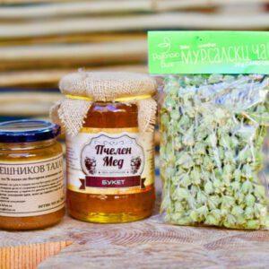 Bioset BulBox 2 – Kombination aus natürlichen bulgarischen Produkten