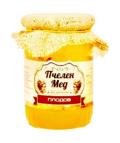 Bulgarischer Bienenhonig 5 Bulgarischer Balkan Blütenhonig, 400-700 g ist ein wahres Wunder der Natur, 100% aus Blüten, wirkt antibakteriell
