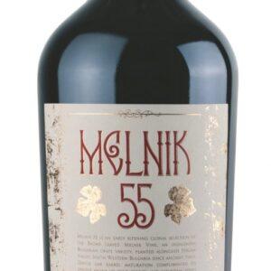 """Bulgarischer Wein 7 Rotwein Melnik 55 – im Shop unter """"Bulgarischer Rotwein """"Melnik 55"""" trocken, 0,75 L"""" zu finden."""
