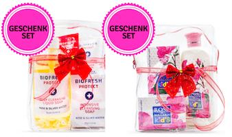 Geschenk-Sets Kosmetik bulgarische Naturkosmetik 2